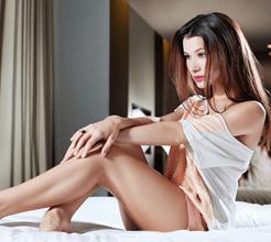 Inês Curado admite namoro com Hélder Agapito