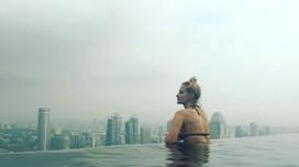 Cristina Ferreira em Singapura
