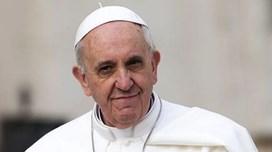 Papa cada vez mais cansado