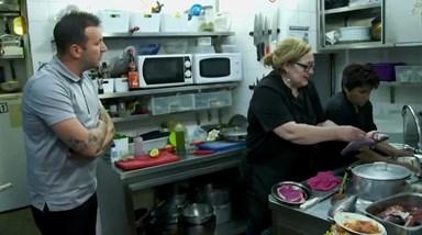 """Dona de restaurante revela a outra face de Ljubomir: """"É uma estrela boa e sem manias"""""""