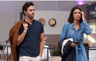 Sara Salgado assume namoro com Diogo Pereira Coutinho