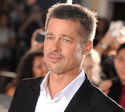 Brad Pitt está cada vez mais magro e amigos já estão preocupados com saúde do ator