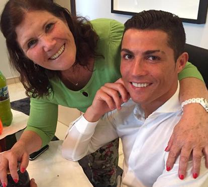 Veja a nova receita que Dolores fez a Ronaldo