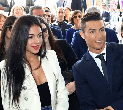Cristiano Ronaldo e Georgina deixam fãs loucos em Madrid
