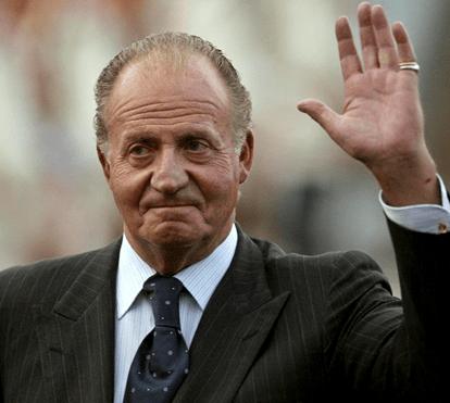 Descobrimos a nova amante do rei Juan Carlos, chamam-lhe 'La negra'