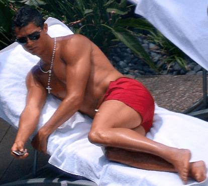 Cristiano Ronaldo envolvido em escândalo sexual