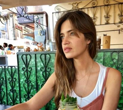 Sara Carbonero encantada com o Porto