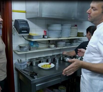 Ljubomir Stanic dá a volta ao Tomate em 'Pesadelo na Cozinha'