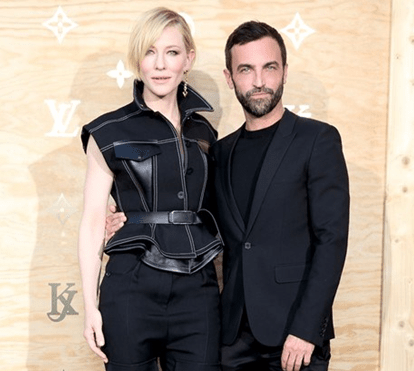 Festa Louis Vuitton e Jeff Koons