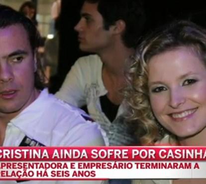 Cristina Ferreira ainda sofre por Casinhas