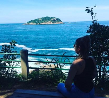 """Katia Aveiro: """"O povo não acredita no meu talento por ser irmã do Ronaldo"""""""