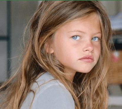Veja como está a criança mais bonita do mundo 12 anos depois