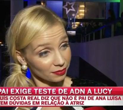 Pai de Luciana Abreu exige teste de ADN