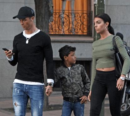 Cristiano Ronaldo e Georgina já fazem vida de casados