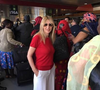 Judite Sousa ruma a Paris depois de novo atentado terrorista