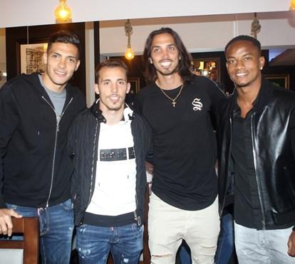 Rivais do Sporting e do Benfica juntos à mesa