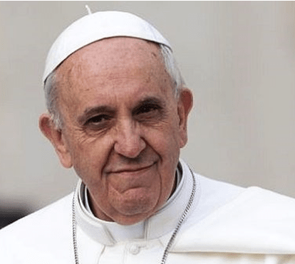 Papa Francisco dá sinais de cansaço antes de vir a Fátima