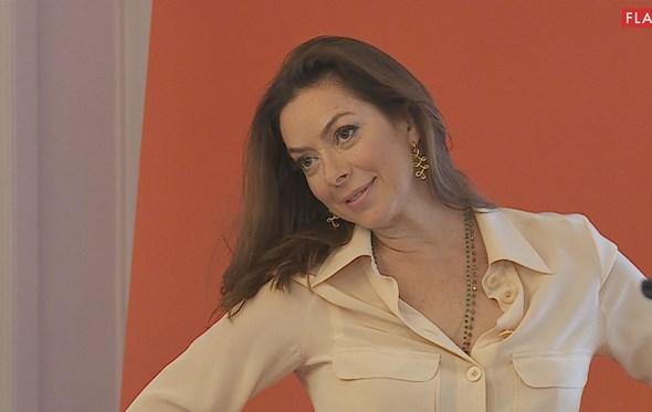 Margarida Marinho fala da sua personagem em 'Vidago Palace' da RTP