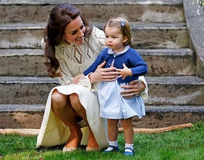 George e Charlotte já têm papeis definidos no casamento de Pippa