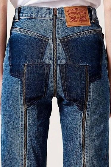 As calças de ganga mais polémicas de sempre