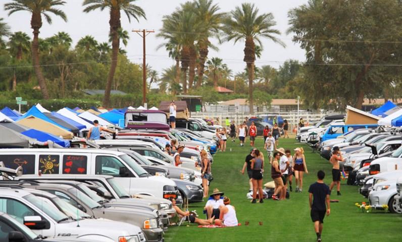 As imagens do Festival Coachella