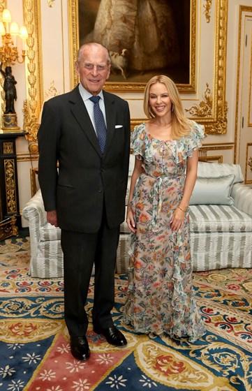Príncipe André em rumores de amor com diva da Pop