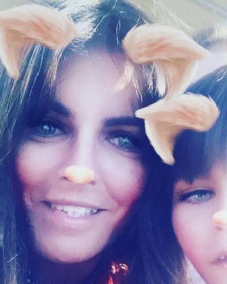 Luísa Beirão volta às redes sociais