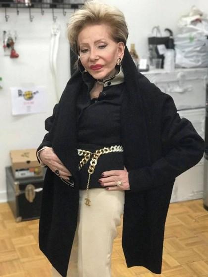 Betty Grafstein estava a ficar cega