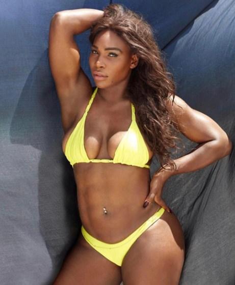 Serena Williams espera o primeiro filho