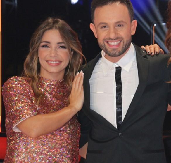 Luciana Abreu e João Paulo Rodrigues