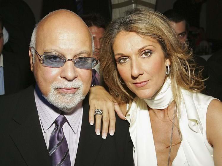 A história de amor incomum de Celine Dion e René Angélil