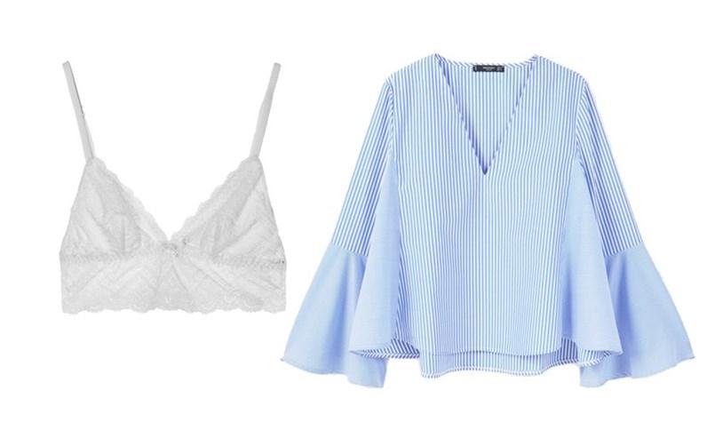 O sutiã certo para cada top ou blusa