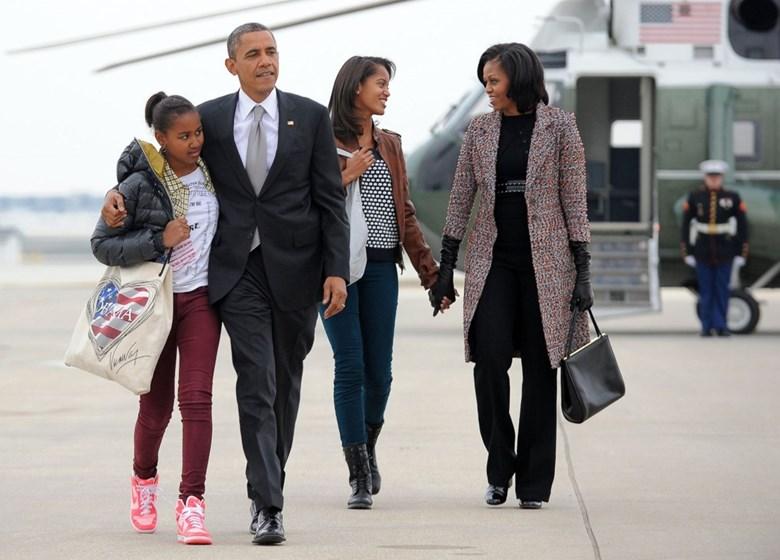 Detido homem que perseguia Malia Obama