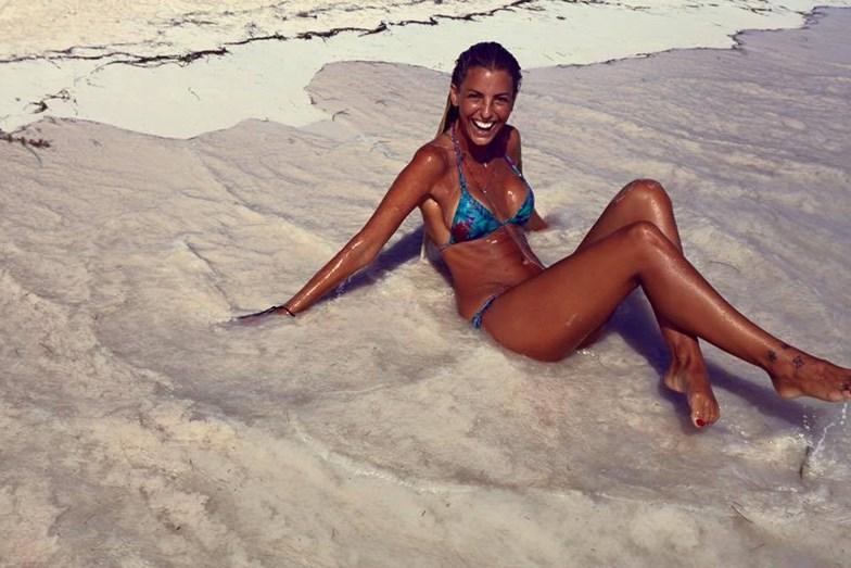 Jessica Athayde vai para Bali