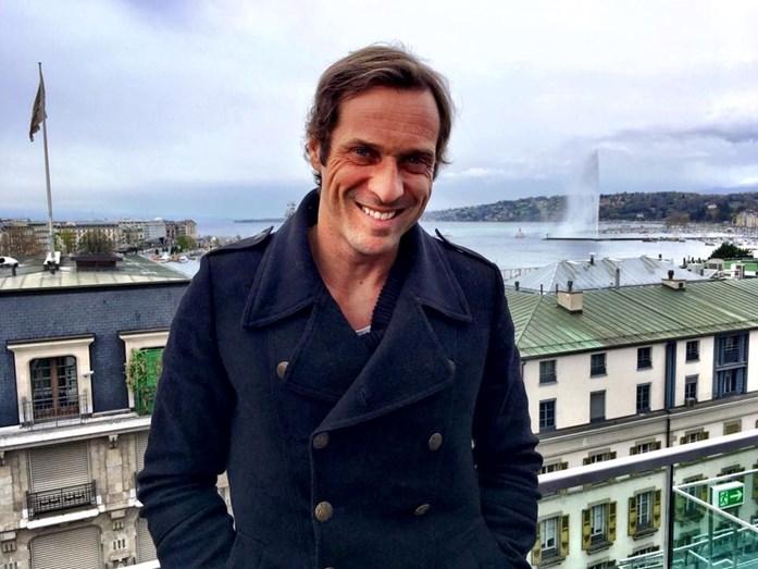 José Carlos Pereira na Suiça