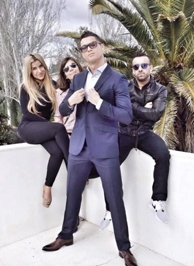 A casa de Ronaldo no Gerês