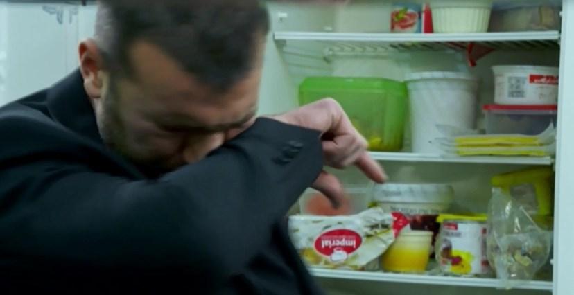O chef jugoslavo sentiu-se indisposto num dos restaurantes que já tentou ajudar.
