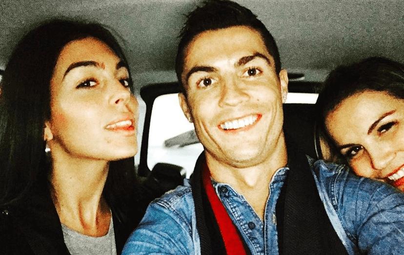 Katia Aveiro partilhou uma foto antiga, com o irmão Ronaldo e Georgina Rodriguez após ser noticiada a zanga familiar, que foi notória também pela sua ausência, no aeroporto da Madeira, quando o craque foi homenageado