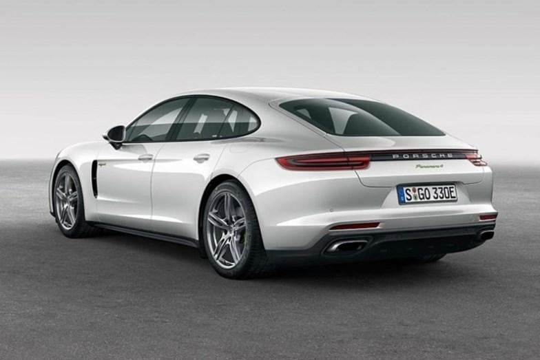 O Porsche Panamera E-Hybrid de Cristina Ferreira, avaliado em cerca de 115 mil euros.