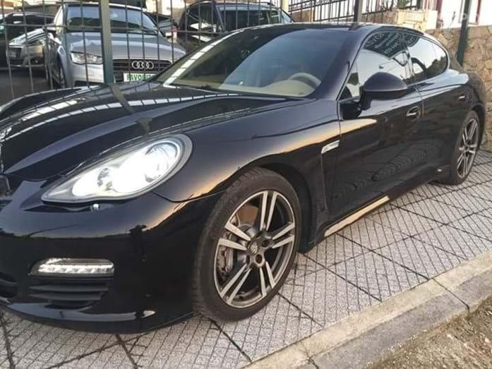 Porsche avaliado em 115 mil euros