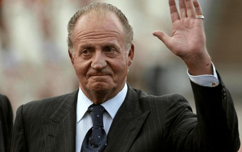 Juan carlos, o rei emérito de Espanha