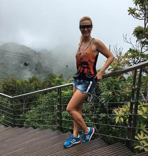 Os passeios de Cristina Ferreira