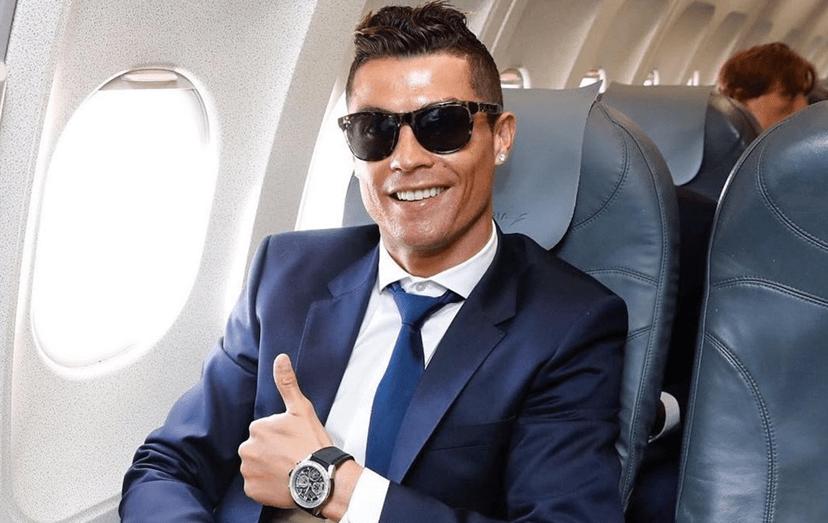 Sporting chora por Ronaldo