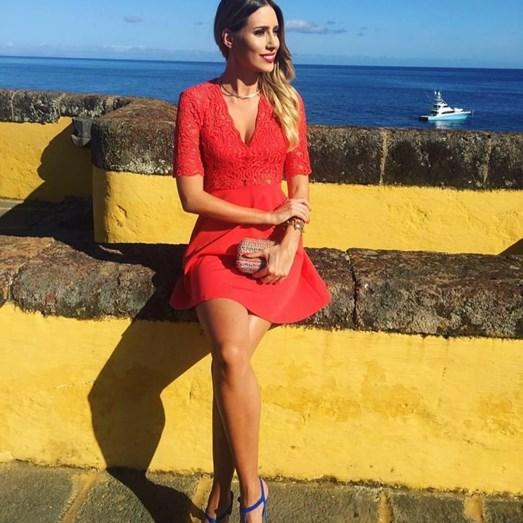 A nova namorada de Ruben Rua, Joana Fernandes