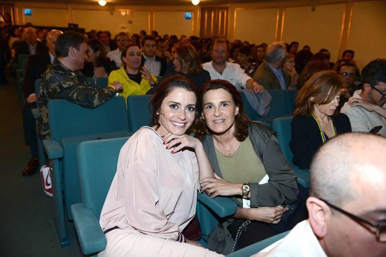 Patrícia Tavares e Rita Salema