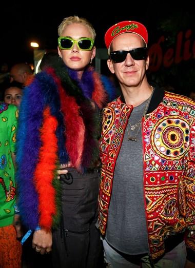 Katy Perry e Jeremy Scott