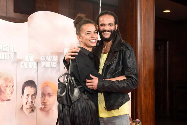 Ana Sofia Martins e o irmão Sandro