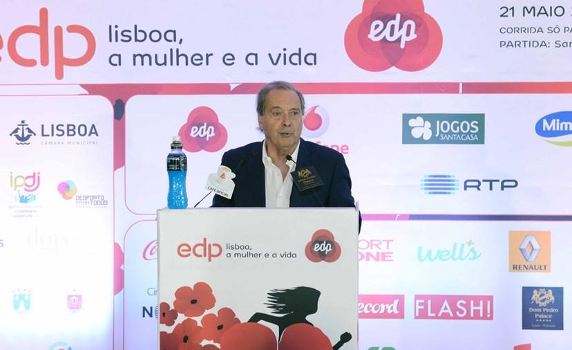 Presidente da Fundação EDP, Carlos Moya
