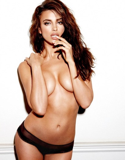 Em topless