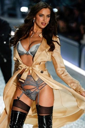 Mais um momento do desfile da Victoria's Secret